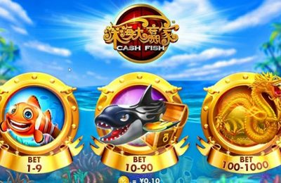 Online Fish Shooting Champion